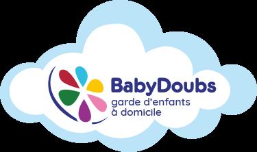 Logo BabyDoubs garde d'enfants